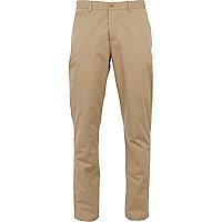 Ecru smart trouser