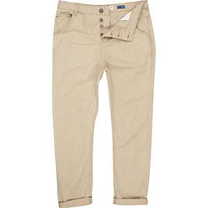 Stone chino pants