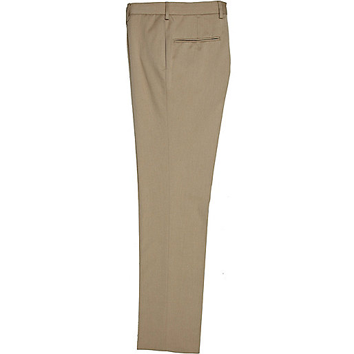 Light brown suit trousers