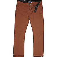 Tobacco holloway road heritage chinos