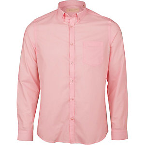 Pink chelsea shirt