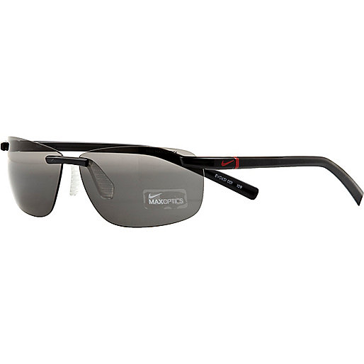 Black Nike pulse sports sunglasses