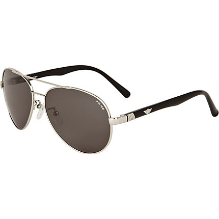 Blue Police signature aviators