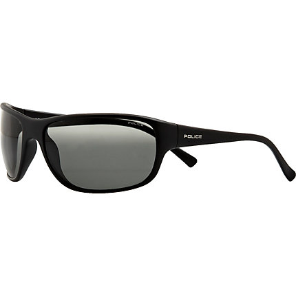 Black Police wrap sunglasses