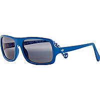 Blue Adidas originals Greenville sunglasses