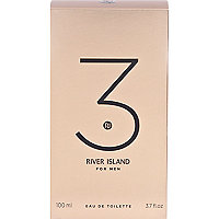 River Island 3 aftershave