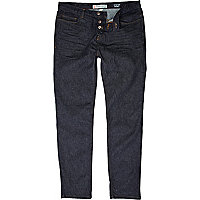 Dark denim Sid stretch skinny jeans