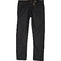 Dark wash Dean straight jeans