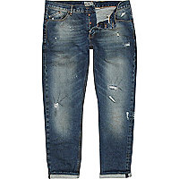 Mid wash Holloway Road Dylan slim jeans