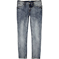 Blue light denim wash Flynn jeans