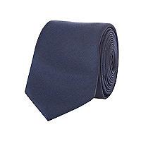 Petrol blue tie