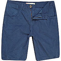 Navy blue Cooper shorts