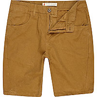 Brown Cooper shorts