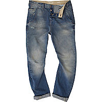 Mid wash Curtis jeans