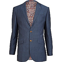 Blue Life of Tailor suit jacket