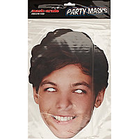 Louis Tomlinson One Direction novelty mask
