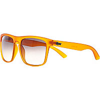 Orange Quay sunglasses