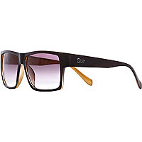 Brown Quay two tone sunglasses