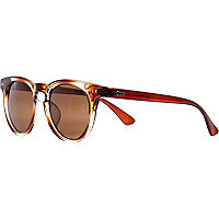 Brown Quay tortoise shell sunglasses