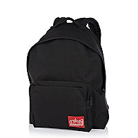 Black Manhattan Portage backpack