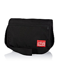 Black Manhattan Portage messenger bag