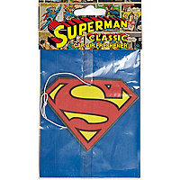 Superman car air freshener