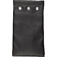 Black sunglasses pouch