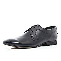 Black Base formal lace up shoes
