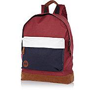 Red MiPac tritone rucksack