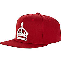 Red ATT Prime crown trucker hat