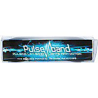 Black pulse bands