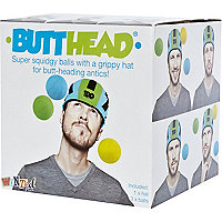 Novelty butt head game