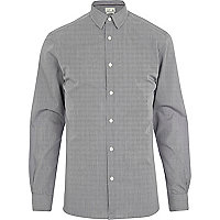Grey Jack & Jones Premium shirt