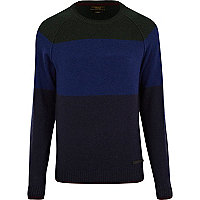 Blue Jack & Jones Premium jumper