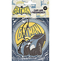Batman car air freshener