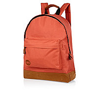 Orange MiPac rucksack