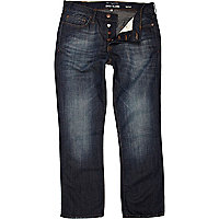 Dark wash Clint bootcut jeans