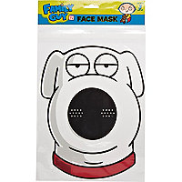 Brian Family Guy novelty face mask