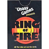 Black Ring Of Fire Cards