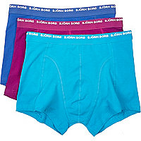 Blue Bjorn Borg boxer shorts pack