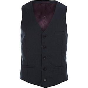 Dark teal smart vest