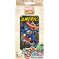 Captain America Marvel comic iPhone 5 case