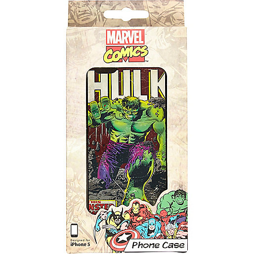 Hulk Marvel Comics iPhone 5 case