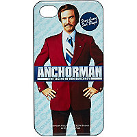 Anchorman iPhone 4/4S cover