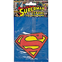 Superman logo car air freshener