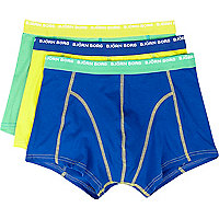 Mixed Bjorn Borg boxer shorts pack