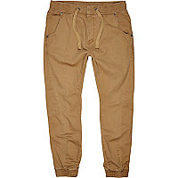 Light brown joggers
