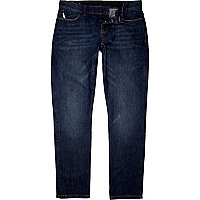 Dark wash Boxfresh slim jeans