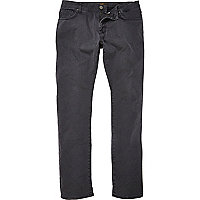Dark grey Jack & Jones Vintage jeans