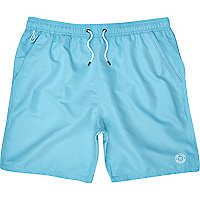Aqua mid length swim shorts